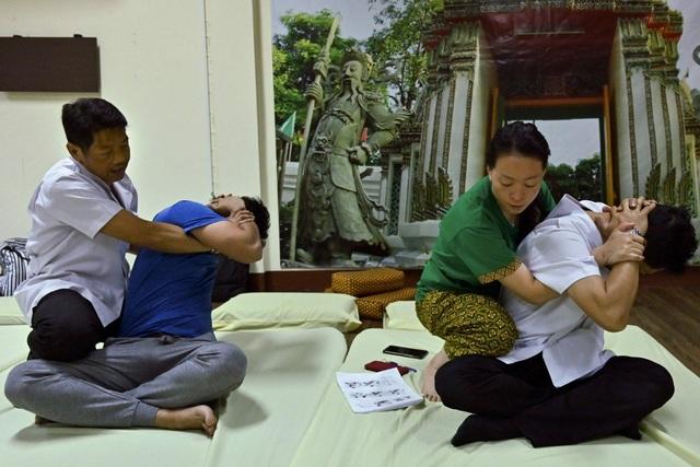 Mát xa Thái có thể trở thành di sản văn hóa UNESCO - 2