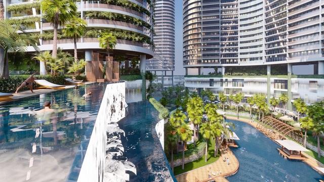 TPHCM: Ngoài dự án 6 tỷ USD, đường Đào Trí  sắp đón thêm siêu resort 1,2 tỷ USD - 3