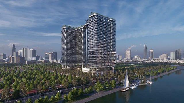Giới nhà giàu Sài Gòn sắp đón nhận tổ hợp căn hộ Resort 4.0 ngay tại trung tâm Quận 4 - 1