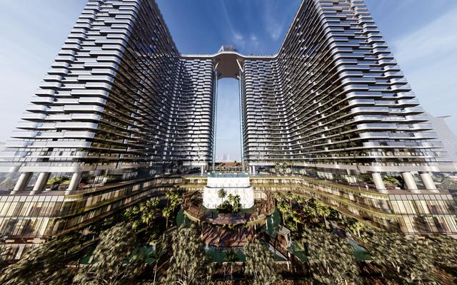 Giới nhà giàu Sài Gòn sắp đón nhận tổ hợp căn hộ Resort 4.0 ngay tại trung tâm Quận 4 - 2