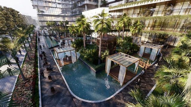 Giới nhà giàu Sài Gòn sắp đón nhận tổ hợp căn hộ Resort 4.0 ngay tại trung tâm Quận 4 - 3