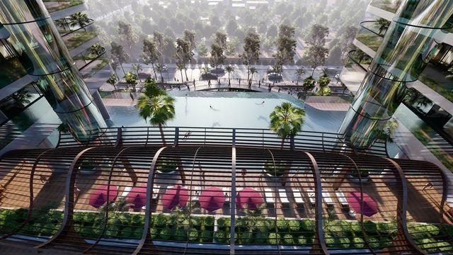 Giới nhà giàu Sài Gòn sắp đón nhận tổ hợp căn hộ Resort 4.0 ngay tại trung tâm Quận 4 - 4
