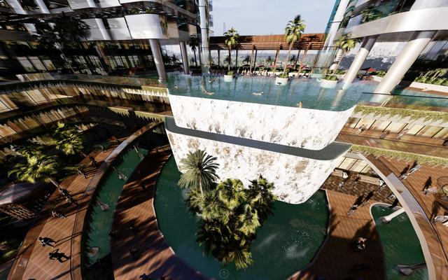 Giới nhà giàu Sài Gòn sắp đón nhận tổ hợp căn hộ Resort 4.0 ngay tại trung tâm Quận 4 - 7