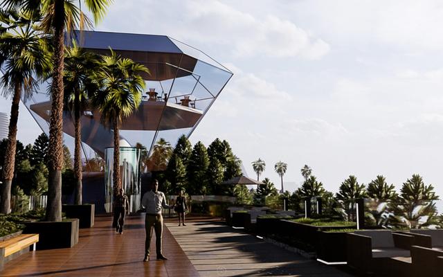 Giới nhà giàu Sài Gòn sắp đón nhận tổ hợp căn hộ Resort 4.0 ngay tại trung tâm Quận 4 - 8