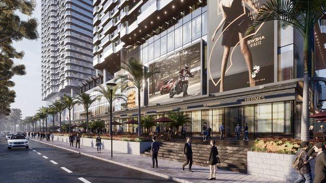 Giới nhà giàu Sài Gòn sắp đón nhận tổ hợp căn hộ Resort 4.0 ngay tại trung tâm Quận 4 - 9