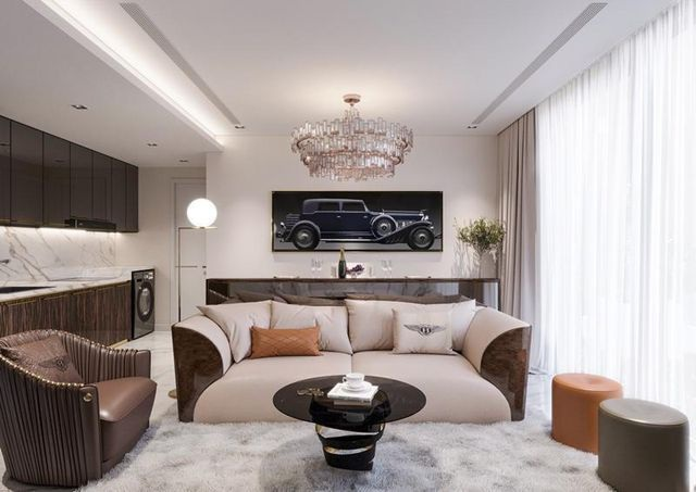 Giới nhà giàu Sài Gòn sắp đón nhận tổ hợp căn hộ Resort 4.0 ngay tại trung tâm Quận 4 - 10