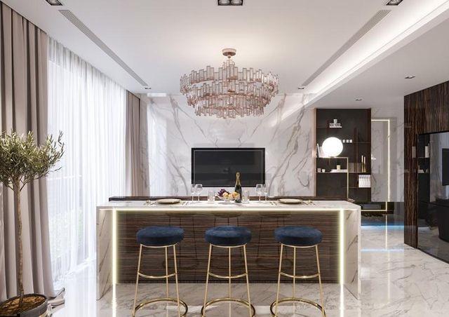 Giới nhà giàu Sài Gòn sắp đón nhận tổ hợp căn hộ Resort 4.0 ngay tại trung tâm Quận 4 - 11