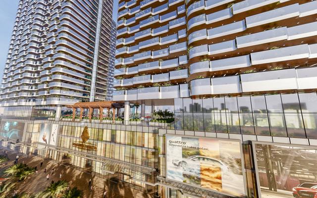 Giới nhà giàu Sài Gòn sắp đón nhận tổ hợp căn hộ Resort 4.0 ngay tại trung tâm Quận 4 - 12