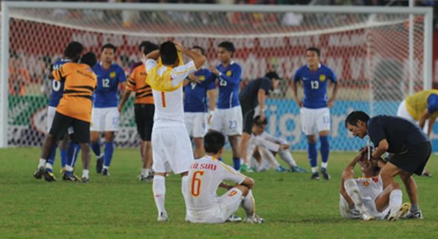 Báo Indonesia nhắc lại quá khứ đau buồn của U22 Việt Nam - 2