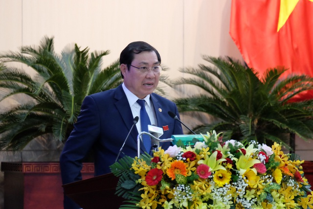 Đà Nẵng bỏ phiếu bầu 4 tân Ủy viên UBND thành phố - 1