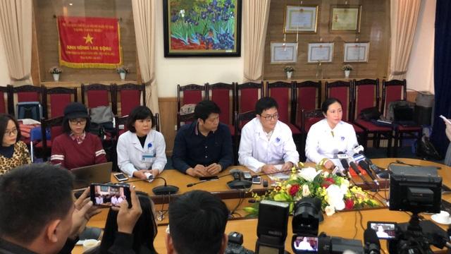 Bệnh viện Xanh Pôn: Lãnh đạo bệnh viện chưa biết mục đích của thử nghiệm cắt đôi que test HIV - 4