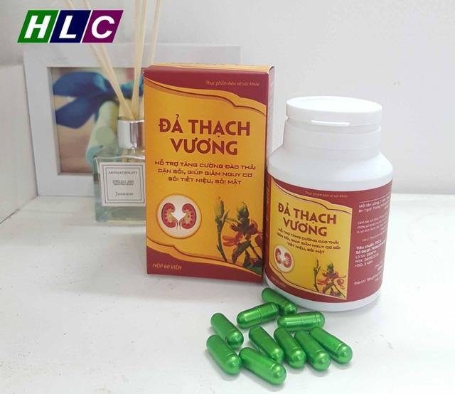 Đả Thạch Vương - Hỗ trợ hiệu quả cho người mắc sỏi tiết niệu, sỏi mật - 2