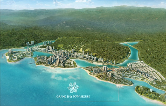 """Hấp lực nào khiến Grand Bay Townhouse """"dậy sóng""""? - 1"""