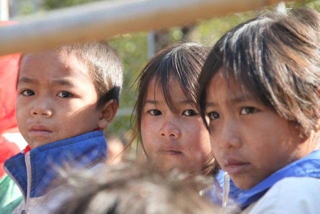 Báo Dân trí khởi công xây dựng trường Mầm non sát biên giới Việt - Lào - 13