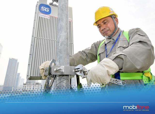Thử nghiệm mạng 5G: MobiFone đã làm gì để không đứng ngoài cuộc? - 1