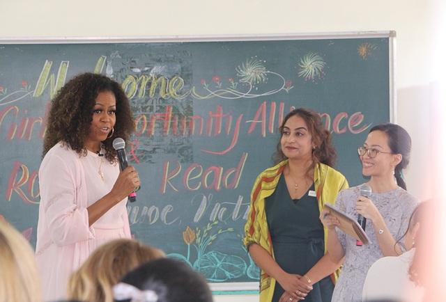 Người đàn bà đẹp Julia Roberts đến Việt Nam cùng bà Michelle Obama - 1