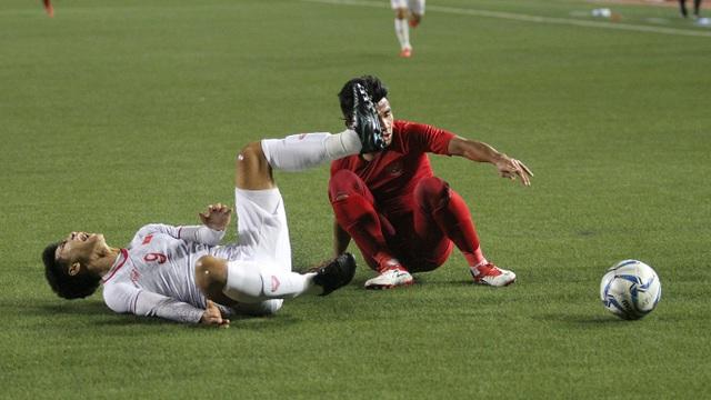 Khoảnh khắc HLV Park Hang Seo bị thẻ đỏ do phản ứng trọng tài - 20