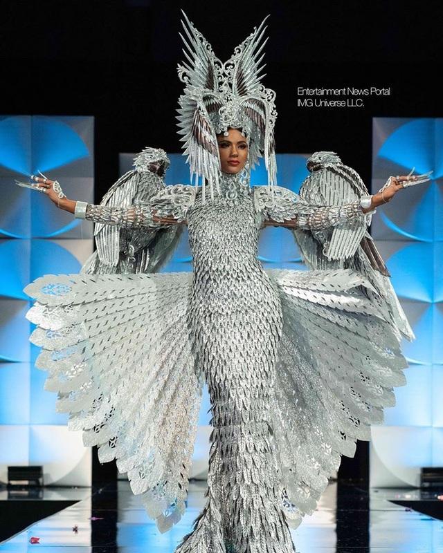 Ban tổ chức nhận lỗi trao nhầm giải tại chung kết Hoa hậu Hoàn vũ 2019 - 2