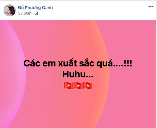 Sao Việt vỡ oà trước chiến thắng của U22 Việt Nam tại SEA Games 30 - 14