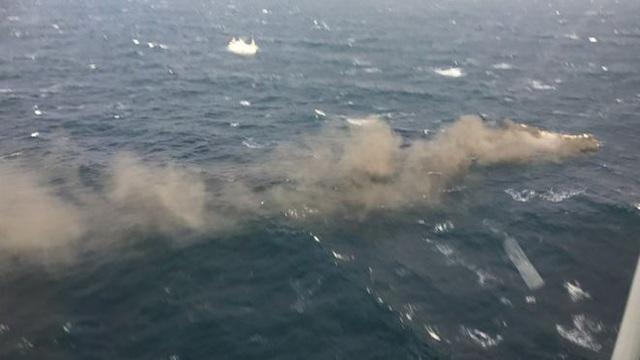 Tìm thấy thi thể của thuyền viên Việt Nam mất tích trong vụ cháy tàu cá Hàn Quốc - 1