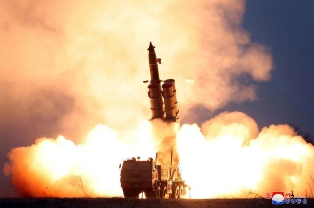 Liên Hợp Quốc họp khẩn sau vụ thử quan trọng của Triều Tiên - 1