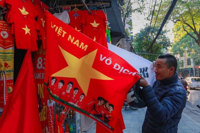 Không khí cổ vũ bóng đá rạo rực khắp Hà Nội - 18
