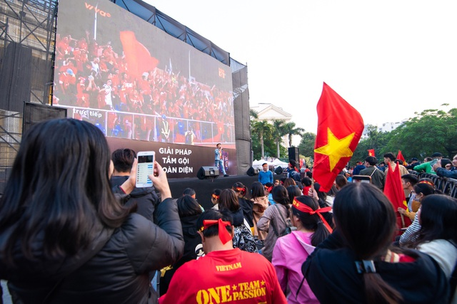 Tối nay, Hà Nội mở đại tiệc bóng đá trước nhà hát lớn, chờ U22 bất bại rinh vàng lịch sử! - 4