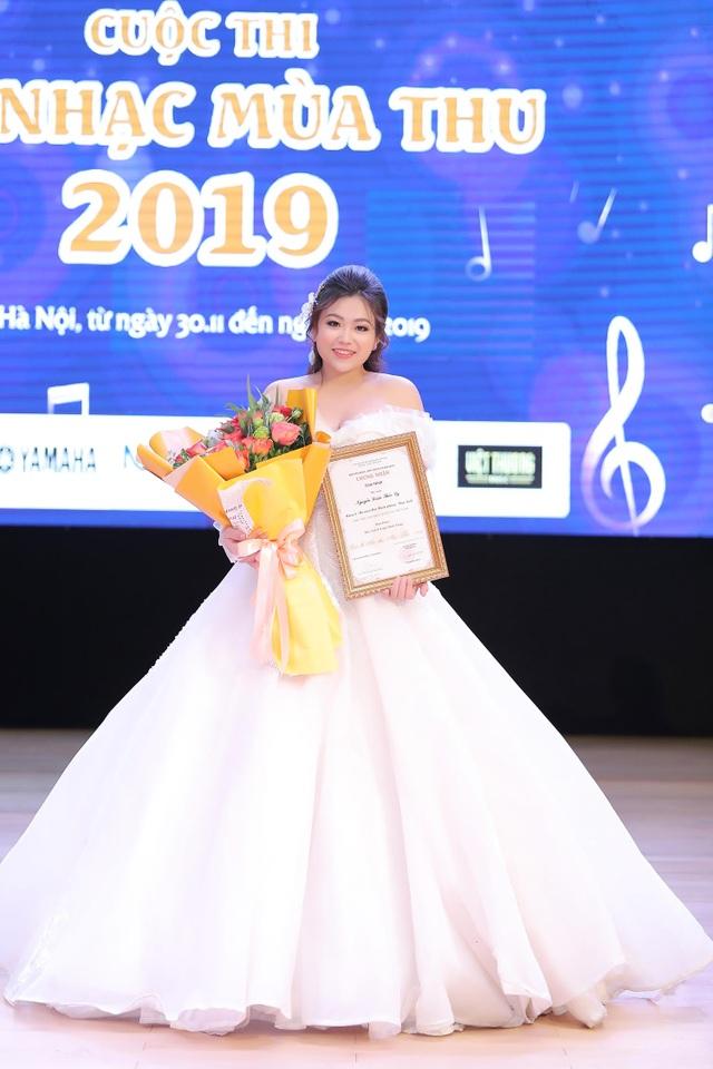 Nguyễn Đoàn Thảo Ly sẽ trở thành ngôi sao opera trong tương lai? - 2