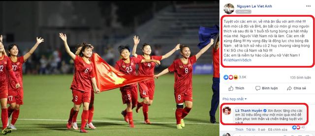 Sao Việt vỡ oà trước chiến thắng của U22 Việt Nam tại SEA Games 30 - 6