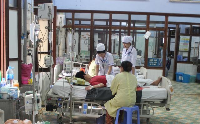 Phú Yên: Một bệnh nhi tử vong do cúm A/H1N1 - 2