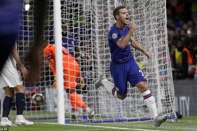 Chelsea vượt khó thành công, Ajax bị loại sau vòng bảng - 2