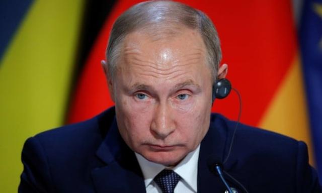 Tổng thống Putin tức giận khi Nga bị cấm thi đấu World Cup, Olympic - 1