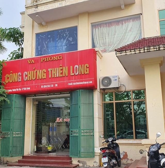 """Đang xem xét kỷ luật cán bộ cấp sổ đỏ """"ma"""" trong vụ lừa """"chấn động"""" tỉnh Bắc Giang - 3"""