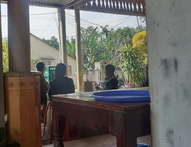 Vụ vợ sĩ quan tử vong bất thường: Cơ quan quân đội tiếp nhận điều tra - 1