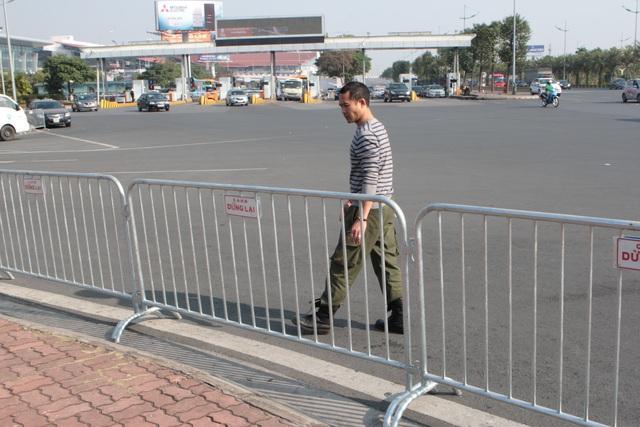 Tăng cường an ninh tại Nội Bài chuẩn bị đón đội U22 và tuyển nữ Việt Nam - 6