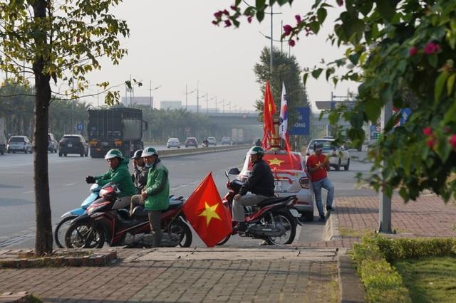 Tăng cường an ninh tại Nội Bài chuẩn bị đón đội U22 và tuyển nữ Việt Nam - 7