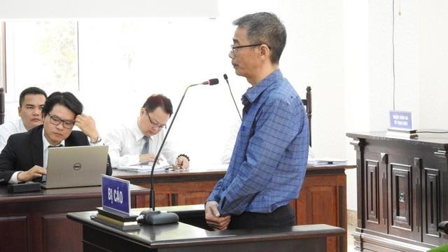 Nguyên Bí thư thị xã Bến Cát bị đề nghị mức án 16 năm tù - 2