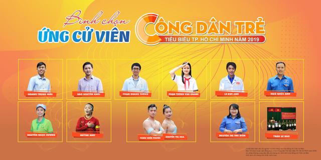 Đội trưởng tuyển bóng đá nữ Việt Nam là ứng viên Công dân trẻ tiêu biểu TP.HCM 2019 - 1