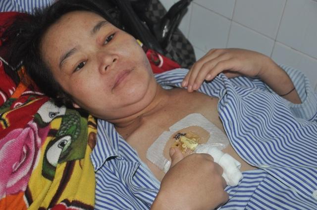 Người mẹ nghèo tính mạng mong manh, ước mơ hộp sữa cho con - 5