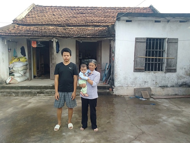 Người mẹ nghèo tính mạng mong manh, ước mơ hộp sữa cho con - 2