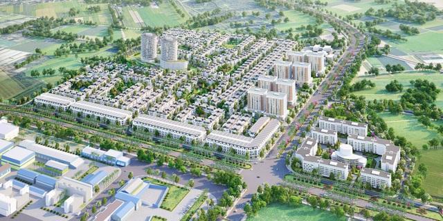 Seoul Ecohome chính thức ra mắt tiểu khu Thịnh Vượng - Phú Quý - 1