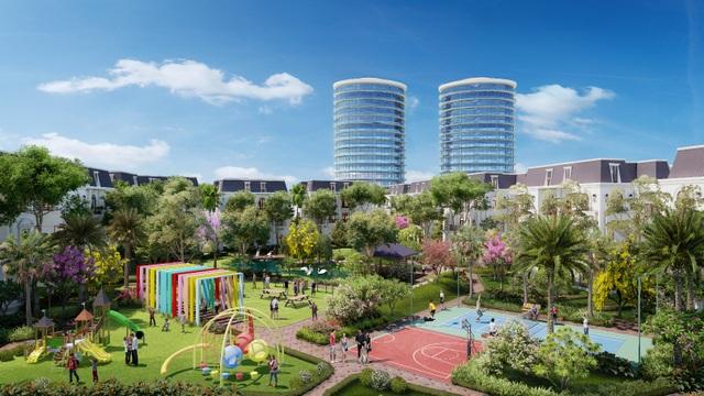 Seoul Ecohome chính thức ra mắt tiểu khu Thịnh Vượng - Phú Quý - 3