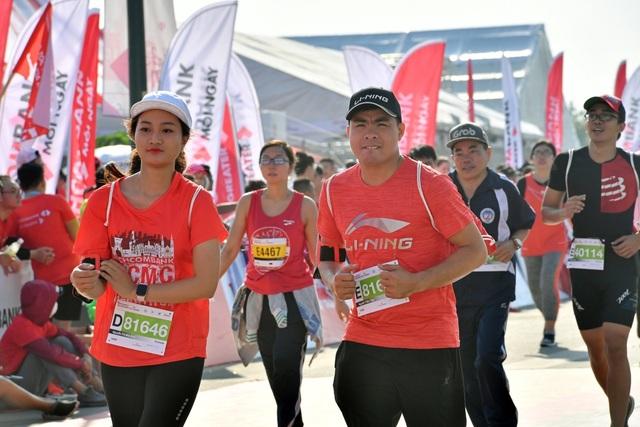 Li-Ning đồng hành cùng 13.000 VĐV tại giải đua lớn nhất Việt Nam - Giải Marathon Quốc tế TP. Hồ Chí Minh Techcombank 2019 - 3