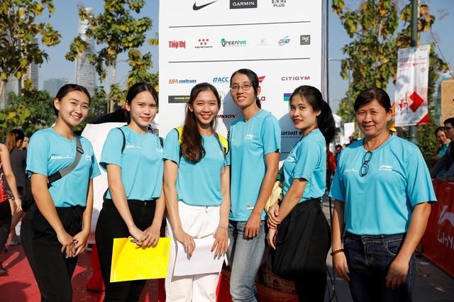 Li-Ning đồng hành cùng 13.000 VĐV tại giải đua lớn nhất Việt Nam - Giải Marathon Quốc tế TP. Hồ Chí Minh Techcombank 2019 - 4