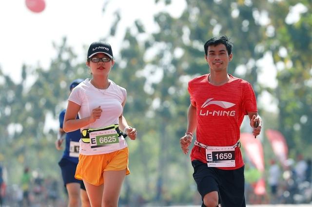 Li-Ning đồng hành cùng 13.000 VĐV tại giải đua lớn nhất Việt Nam - Giải Marathon Quốc tế TP. Hồ Chí Minh Techcombank 2019 - 7