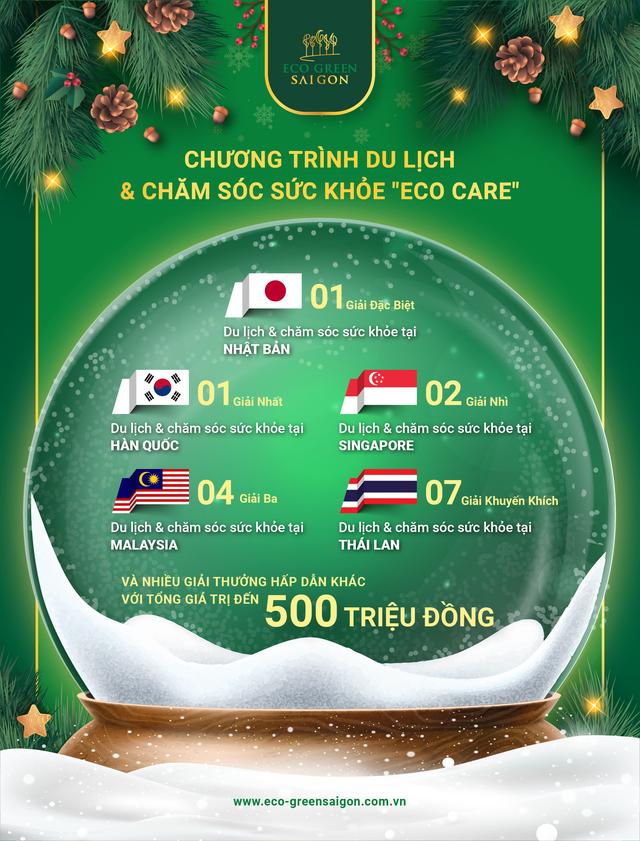 Eco Green Saigon chính thức ra mắt tòa căn hộ giữa lòng công viên - 3