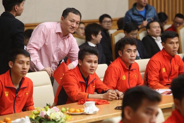 Thủ tướng: Sau các cầu thủ là cả dân tộc, là bản lĩnh, khát vọng Việt Nam - 16