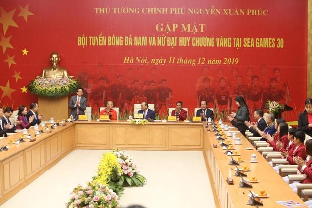 Thủ tướng: Sau các cầu thủ là cả dân tộc, là bản lĩnh, khát vọng Việt Nam - 1