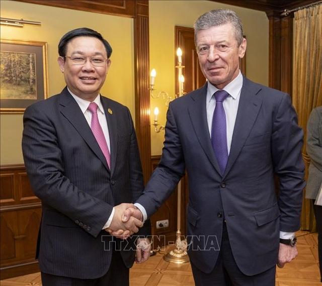 Việt Nam - Liên bang Nga hợp tác các dự án dầu khí, năng lượng mới - 1