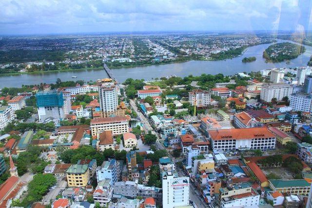 Giá đất Thừa Thiên Huế sẽ tăng bình quân 30% - 1